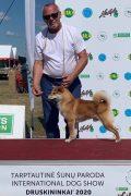 DOG SHOW DRUSKININKAI 2020